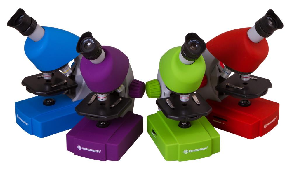 Микроскоп для детского сада bresser junior x